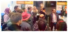 Trade show Performing generating leads
