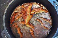 Chefkoch.de Rezept: Porter-Walnuss-Kruste im Topf gebacken