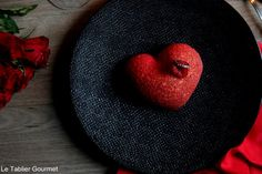 Le coeur framboise de Nina Métayer pour la Saint-Valetin
