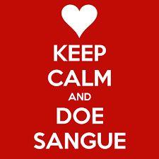 Doe Sangue, DOE VIDA!!