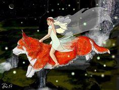 Google Image Result for http://welshcorgi-news.ch/Leseecke/Legenden/Corgi_fairy.jpg
