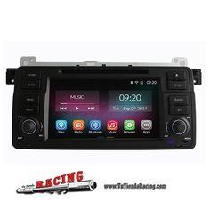 Consola Ordenador de a Bordo DVD GPS 1024X600 Canbus WiFi Android Para BMW Serie 3 E46 M3 1998-2005 -- 324,53€
