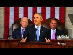 State of the Union 2015: President Obama on Revived Space Program: 'Good Luck, Captain' - YouTube