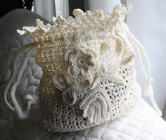 pochon crochet