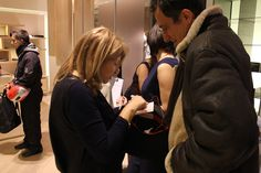 Renata Prevost con Danilo Premoli
