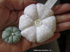 Cucire Citrulli Tutorial in Italiano