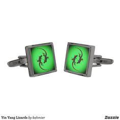Yin Yang Lizards Cuf