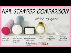 NAIL STAMPER COMPARISON REVIEW | WHICH IS THE BEST FOR STAMPING NAIL ART?…