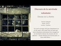 Le Discours de la Servitude Volontaire, La Boétie - Livre audio gratuit