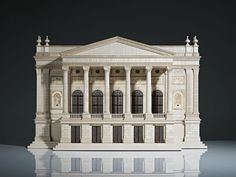 Image result for miniature classical columns for models
