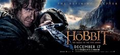 Bilbo - The Hobbit: The Battle of the Five Armies Banner