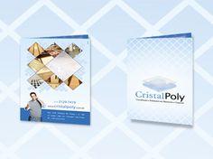 Criação de folder (uma lâmina dobrada) para empresa de cristalização e polimento. O folder será utilizado para que os vendedores possam ter um material em mãos para apresentação da empresa.