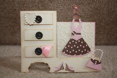 dresser card