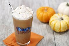 Hungry Girl's Healthy Pumpkin Spice Latte Swappuccino Recipe - 2 sp / entire recipe