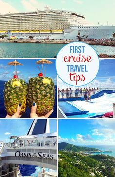 Before we went on our first cruise, I did a lot of research. I wanted to get a better idea of what to expect, what we needed and didn't need. Here are some things that we discovered and wanted to share. No matter what, you'll have the time of your life.....these first cruise travel tips might make it a little easier! via TidyMom.net