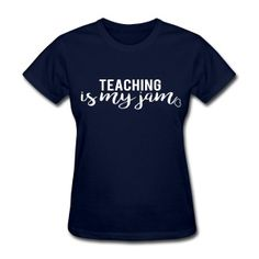teaching is my jam -