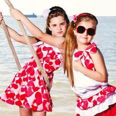 A Tutti Chic é uma marca para meninas que gostam de roupas com cores alegres, confortáveis e de excelente qualidade. Toda a sofisticação e o luxo da moda infantil feminina você encontra nas coleções da Tutti Chic. www.Dinda.com.br