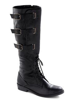 @Paige you like these? Stepping Up Your Style Boot | Mod Retro Vintage Boots | ModCloth.com