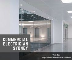 You need to urge involved with the simplest commercial electrician Sydney Who can give you with the correct help and support for your business proceedings. it's so attainable for the native electricians to conduct the fixing, repair and connecting of the systems.