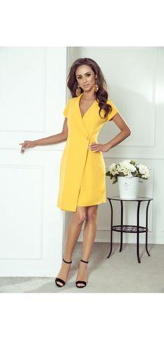 Sukienki wizytowe - Kolekcja wiosenna || Suknie wieczorowe Dresses For Work, Spandex, Fashion, Moda, La Mode, Fasion, Fashion Models, Trendy Fashion