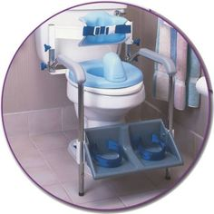 Depending on your child's needs, supportive or adaptive equipment might increase toileting independence.