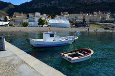 Barco Pesquero, en Muelle de La Azohía. Fotografía:  @TASAIRES [ with Nikon D5300 ] 03 Diciembre 2017