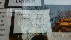 ''Parking'' s'escriu amb accent i amb qu: Pàrquing.