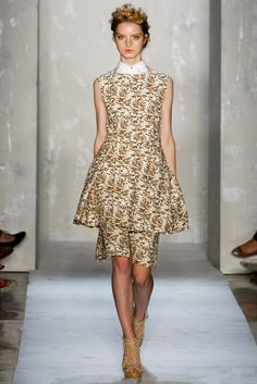 Suno Spring 2012 Ready-to-Wear Fashion Show - Look 19