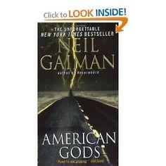 "Neil Gaiman's ""American Gods."""
