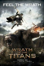 Wrath of the Titans ~ Took Gunnar & a Buddy to see this.  I liked it, Gunnar of course pointed out all the errors, but he liked it too.  3 out of 5