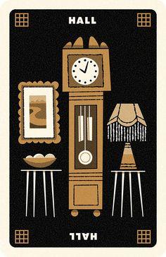 Clue Hall, Andrew Kolb