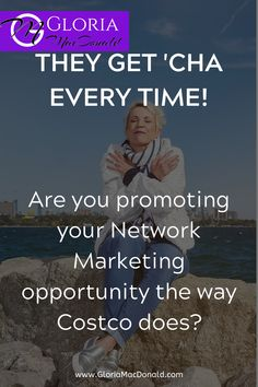 """Are you promoting your Network Marketing opportunity the way Costco does?  If not, I can guarantee you, you're losing hot prospects.  And probably lots of them.  Now despite the name...  The vast majority of networkers are not actually marketers.  Because we weren't trained in the art and science of marketing.  And, in my experience, """"marketing"""" is a TON easier than """"selling""""."""
