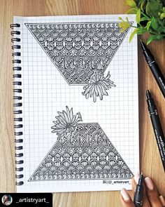 Lilly Tattoo Design, Tattoo Designs, Lillies Tattoo, Design Mandala, Mandala Artwork, Be Gentle With Yourself, Design Art, Artisan, Art Supplies