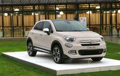 Chrome FIAT 500X add-ons give your ride an upscale premium look.