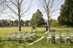 Wedding Ceremony - Ceremony setup