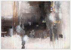 Acrylmalerei - acrylic painting : abstrakt und spontan, abstract and spontaneous - YouTube