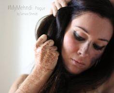 Model: Kristina Grigorian Photograph: Ms. Shmidt Photography Mehndi…