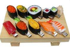 Sushi USB Memory - APPARE STORE