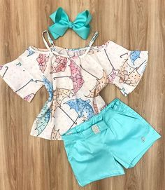 Few things can help an individual more than to place respon Cute Little Girls Outfits, Girls Summer Outfits, Toddler Girl Outfits, Little Girl Dresses, Baby Girl Fashion, Toddler Fashion, Kids Fashion, Baby Gown, Cute Baby Girl