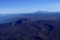 Cayambe from Guagua Pichincha