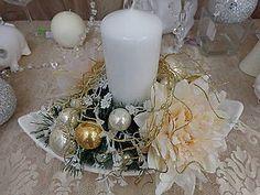 Dekorácie - Vianočný aranžmán - 4875734_