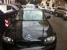 Mercedes Guerrilla Marketing