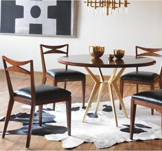 Axel Round Dining Table - Save 20% on all furniture! For a limited time only. #Sale #Sofa #Modern #Design #Interiors