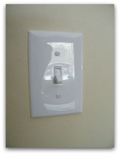 DIY: Replacing Electrical Switches