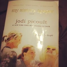 My sisters keeper... A book worth reading!