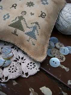 cross stitch freebies