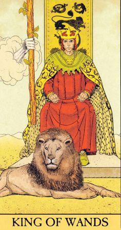 King of Wands - Before Tarot (Simona Rosi Eon with P. Alligo, C. Kenner & F. Tarot Card Decks, Tarot Cards, King Of Wands, Charmed Book Of Shadows, Le Tarot, Rider Waite Tarot, Tarot Major Arcana, Daily Tarot, Tarot Card Meanings