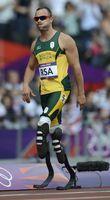 'Blade runner' Oscar Pistorius heeft verklaard dat hij niet schuldig is aan de moord op zijn vriendin Reeva Steenkamp. Het proces tegen de Zuid-Afrikaanse sportheld is vandaag begonnen in Pretoria.