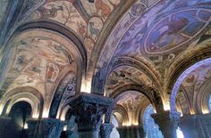 Panteón Real de la Real Colegiata de San Isidoro de León. LEÓN.