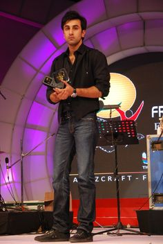 ranbir kapoor FICCI frames - Real Hero, My Hero, Rishi Kapoor, Ranbir Kapoor, Indian Celebrities, Bollywood Actors, Shahrukh Khan, My People, Krishna